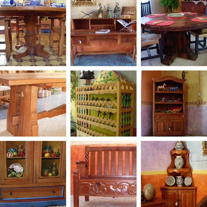 HOGAR Y JARDIN Tips para el cuidado de muebles de madera